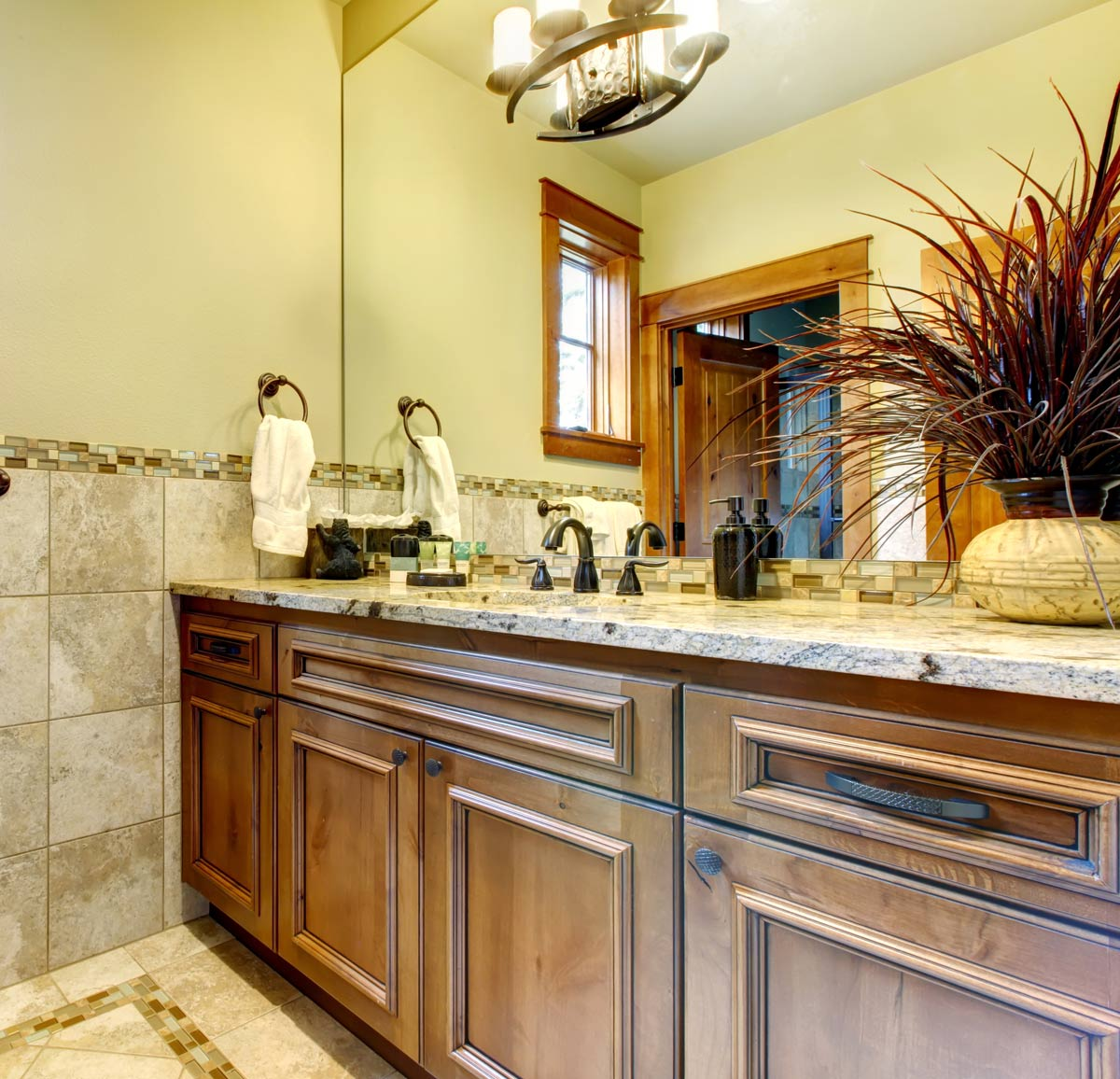 Take a look at what's possible - Cabinet Refacing Of Seattle Custom Cabinets