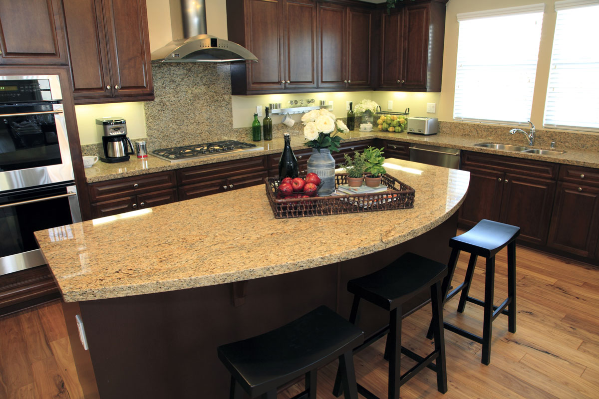 amusing kitchen island counter | Cabinet Refacing of Seattle | Custom Cabinets