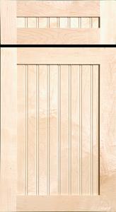 Shaker Reverse Raised Panel - Beaded - Shaker - Level 3 (CDS #115-P3-E5-PNL43) Lrg