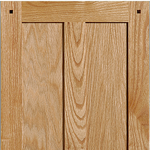 Cabinet Refacing of Seattle Door Styles Shaker Cabinet